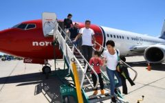 Norwegian rutas Argentina