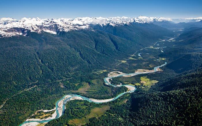 recorriendo la patagonia chilena