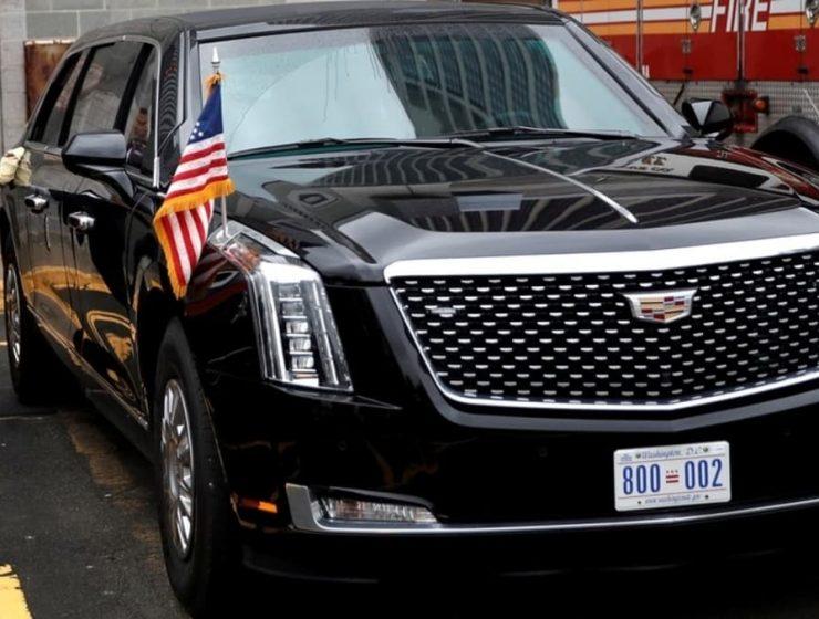 La Bestia II auto Trump G20