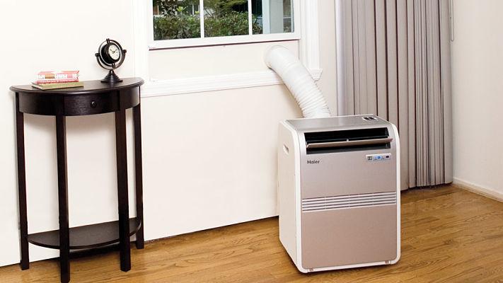 Cómo instalar un aire acondicionado portátil