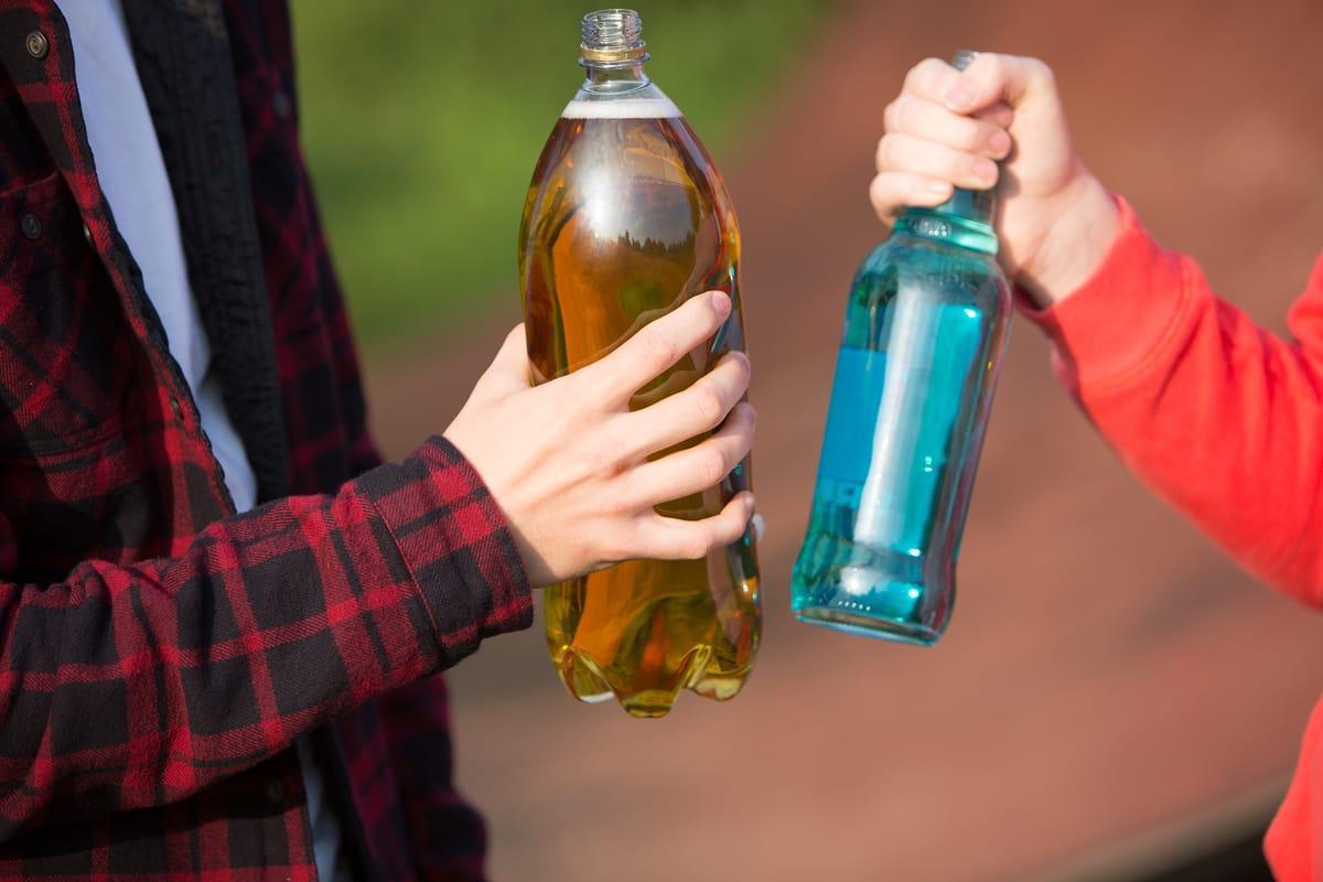 adolescentes y el alcohol
