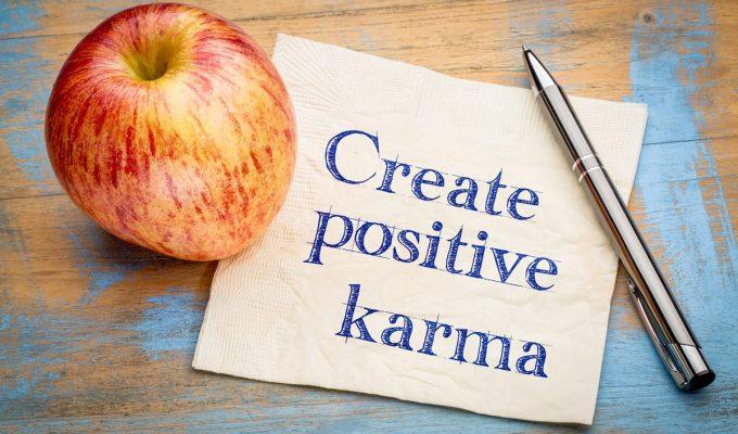 qué es el karma