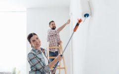 Colores para pintar living comedor