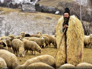 El pastor de Transilvania