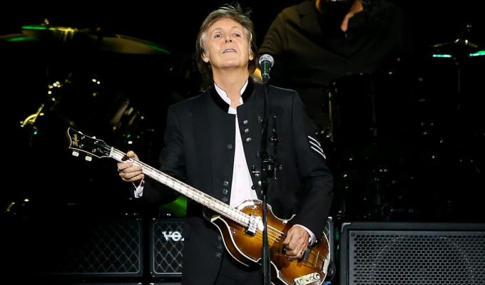 vuelve Paul McCartney a la argentina