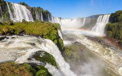 cataratas del iguazú record de visitantes