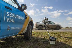vigilancia en las rutas