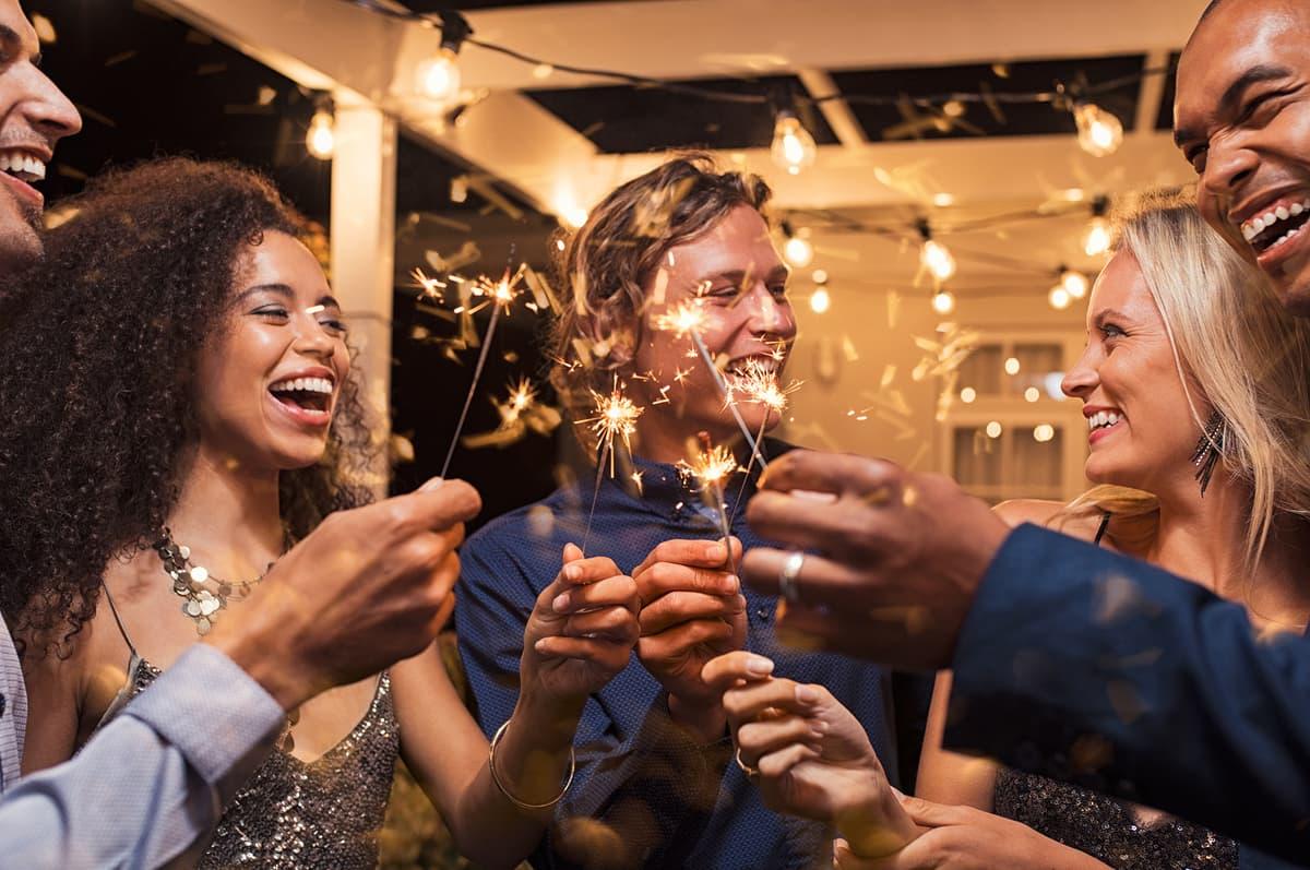 fiestas buen animo