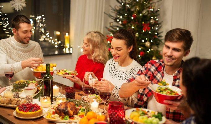 calorías fiestas de fin de año