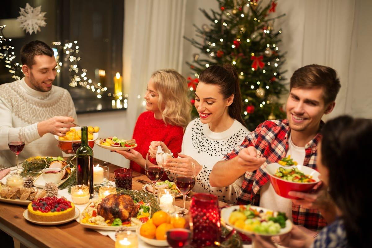 playlist de fondo para la cena navidad