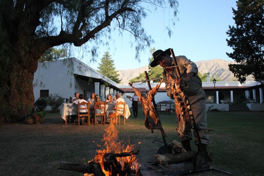 camping en cosquin