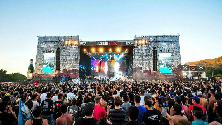 cosquín rock 2020 cordoba