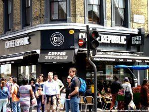 notting hill café