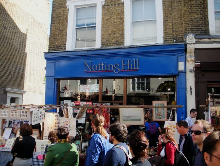 Notting Hill un lugar de película