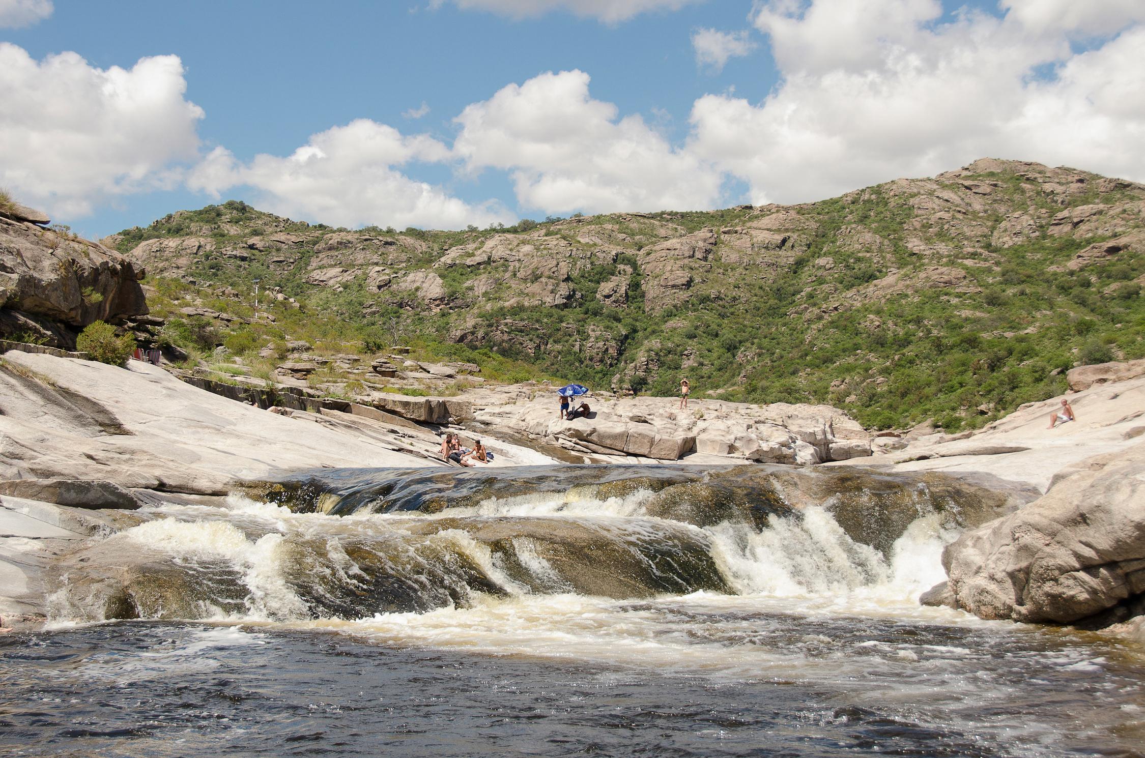 rio mina clavero y panaholma