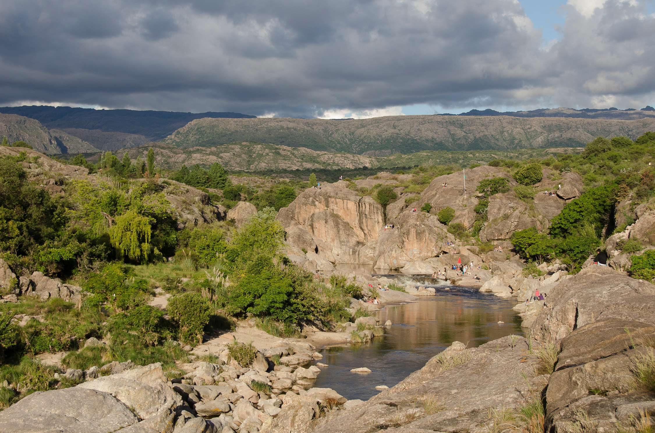 rio mina clavero maravilla