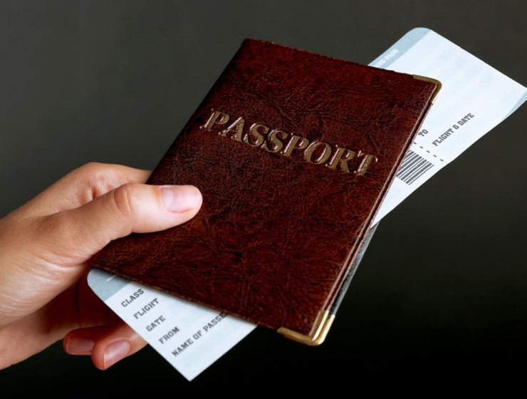 entrar a estados unidos con pasaporte europeo