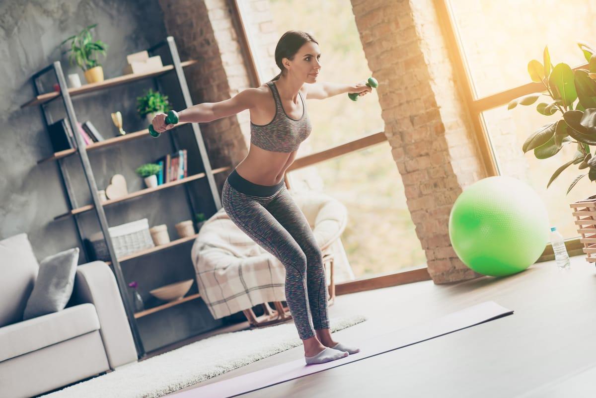 ejercicios en casa para mujeres